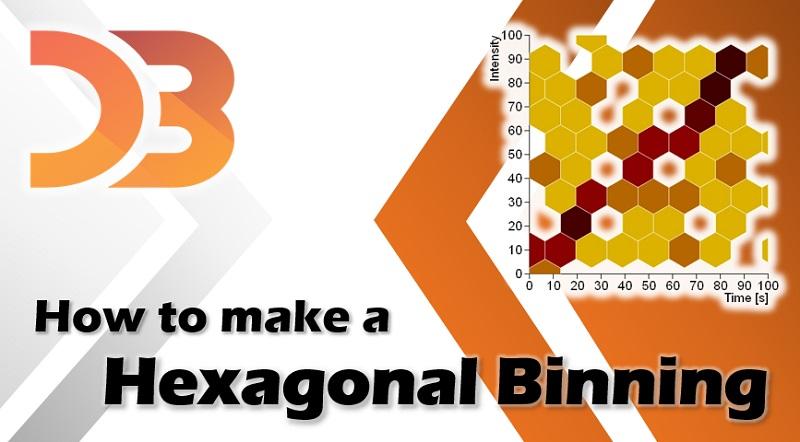 D3 - How to make a Hexagonal Binning