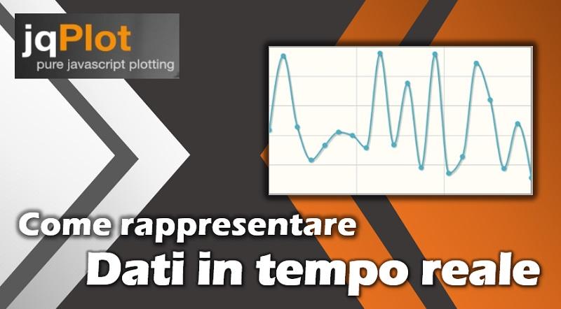jqPlot - come rappresentare dati in tempo reale